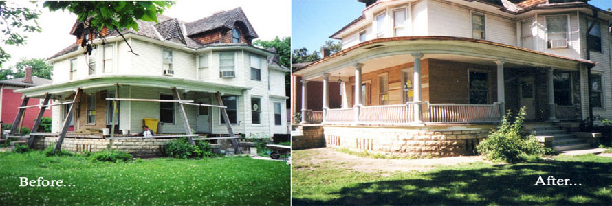 Things to Consider When Remodeling and Restoring A Historical Home